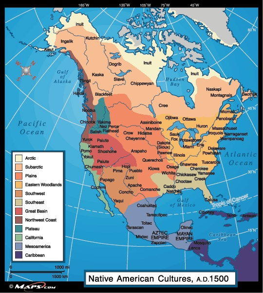 Hi history and culture for North american culture facts