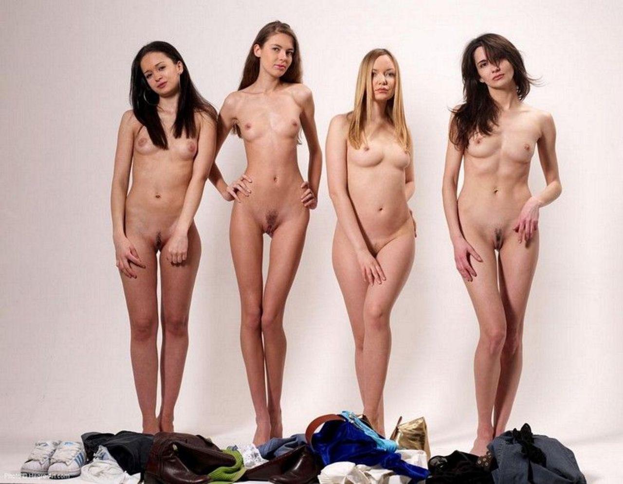 Фото кастинг голый девушки с 2 фотография